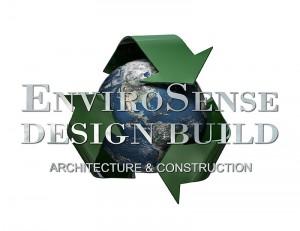 Lybelle Creations Graphic Design Portfolio - EnviroSense 3D Logo