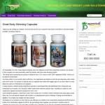 Great Body Slimming Capsules Snapshot