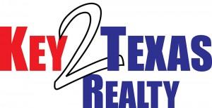 Lybelle Creations Graphic Design Portfolio - Key 2 Texas Realty Logo