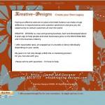 Lybelle Creations Web Design Portfolio - Kreative~Designs