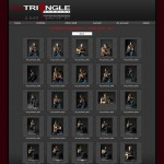 Lybelle Creations Web Design Portfolio - Red Triangle Studios