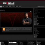 Lybelle Creations Web Design Portfolio - Red Triangle Studios