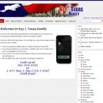 Lybelle Creations Web Design Portfolio - Key 2 Texas Realty