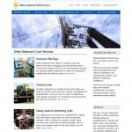 Lybelle Creations Web Design Portfolio - Delta Seaboard Well Service