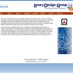 Lybelle Creations Web Design Portfolio - Lanary Design Group