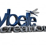 Lybelle Creations Graphic Design Portfolio - Lybelle Creations 3D Logo