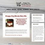 Shaggy Dog Bloody Mary Mix