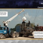 Lybelle Creations Printed Design Portfolio - Delta Seaboard Casing Jacks and Cementing Units