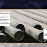 Lybelle Creations Printed Design Portfolio - Delta Seaboard Pipe Sales