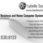 Lybelle Creations Printed Design Portfolio - Lybelle Systems Traders Magazine Ad